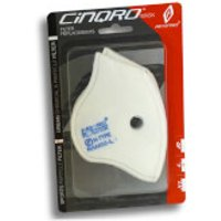 Respro Cinqro Sports Filter Pack Of 2 - L