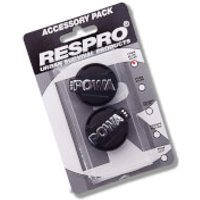 Respro Powa Elite Valves Pack Of 2 - Clear/Silver