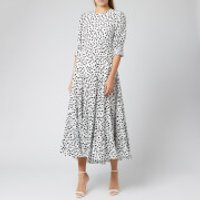 RIXO Women's Agyness Dress - Polka Dot - M