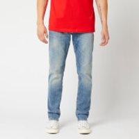 Tommy Jeans Men's Slim Scanton Jeans - Furia Light Blue - W38/L32 - Blue
