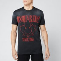 Dsquared2 Men's Since 1964 Cool Fit T-Shirt - Black - L - Black