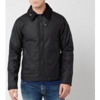 Barbour Beacon Mens Winter Munro Wax Jacket - Black - XL - Black