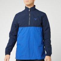 Barbour Beacon Men's Blackett Popover Shirt - Navy - M - Blue