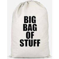 Big Bag Of Stuff Cotton Storage Bag - Large - Stuff Gifts
