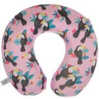 Sass & Belle Toucan Travel Neck Pillow - Pillow Gifts