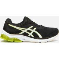 Asics Men's Running Gel-Pulse 11 Trainers - Black/Neon Lime - UK 8 - Black