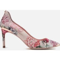Ted Baker Women's Vyixin Court Shoes - Light Pink - UK 6