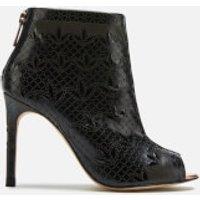 Ted Baker Women's Hauula Open Toe Shoe Boots - Black - UK 6