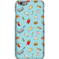 Does It Fry Pattern Phone Case for iPhone and Android - Samsung Note 8 - Tough Case - Matte