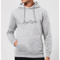 Lanre Retro Lanretro Dark Hoodie - Grey - M - Grey - Retro Gifts