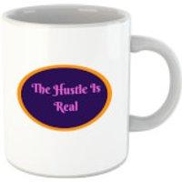 Lanre Retro The Hustle Is Real Mug - Retro Gifts