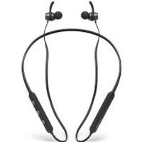 Mixx UltraFit Wireless Neckband Headphones - Midnight Black - Electronics Gifts