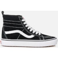 Vans Sk8-Hi MTE Water Resistant Trainers - Black/True White - UK 5