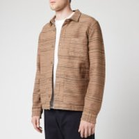 Folk Men's Assembly Jacket - Oatmeal Texture - S - Brown