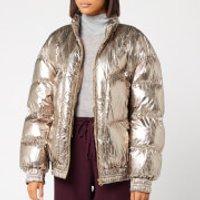 Isabel Marant Etoile Women's Kristen Coat - Metallic Bronze - FR 40/UK 12 - Bronze