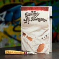 DC Comics Batman Harley Quinn Notebook and Baseball Pen - Baseball Gifts