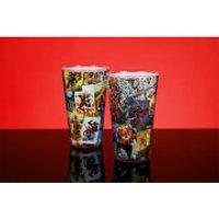 Marvel Deadpool Glass - Glass Gifts