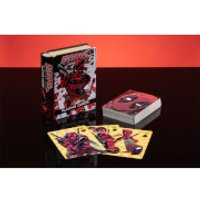 Marvel Deadpool Playing Cards - Playing Cards Gifts