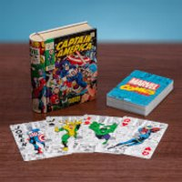 Marvel Comic Book Playing Cards - Playing Cards Gifts