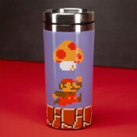Nintendo Super Mario Bros Travel Mug - Nintendo Gifts