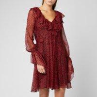 Philosophy di Lorenzo Serafini Women's Dress - Red Fantasy - IT 44/UK 12