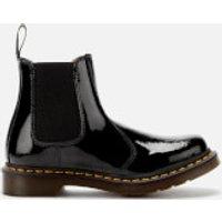 Dr. Martens Women's 2976 Patent Lamper Chelsea Boots - Black - UK 6