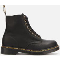Dr. Martens Men's 1460 Ambassador Soft Leather Pascal 8-Eye Boots - Black - UK 8