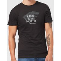 Game of Thrones King In The North Men's T-Shirt - Black - XXL - Black
