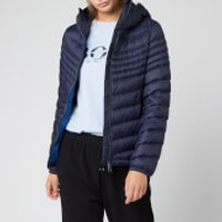 BOSS Womens Ofavour Lightweight Nylon Jacket - Navy - UK 12