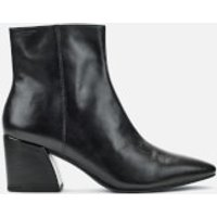 Vagabond Vagabond Women's Olivia Leather Heeled Ankle Boots - Black - UK 6 - Black
