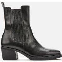Vagabond Women's Simone Leather Heeled Chelsea Boots - Black - UK 8 - Black