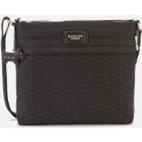 Radley Womens Penton Mews Medium Cross Body Bag Ziptop - Black