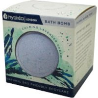 Hydrea London Calming Lavender Bath Bomb 2 x 60g