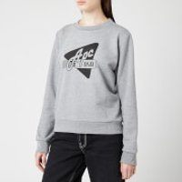 A.p.c. Asa Sweatshirt - Grey