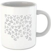 Diamond Shower Mug