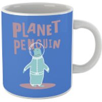 Planet Penguin Mug - Penguin Gifts