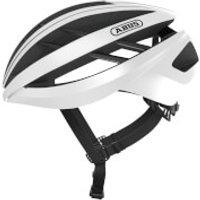 Abus Aventor Helmet - M/54-59cm - Polar White