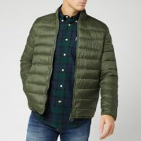 Barbour Heritage Men's Penton Quilt Jacket - Olive - M - Green