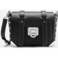 Michael Michael Kors Manhattan Small Messenger Bag - Black