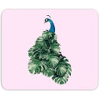 Peacock Mouse Mat - Peacock Gifts