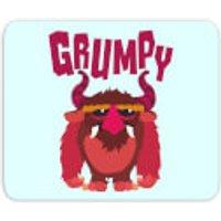Grumpy Mouse Mat