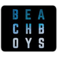 Beach Boys Mouse Mat - Beach Gifts