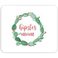 Hipster Mum Mouse Mat - Hipster Gifts