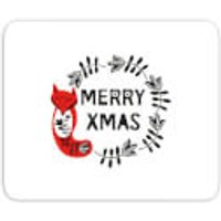 Merry Christmas Mouse Mat
