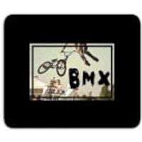 BMX Jump Mouse Mat - Bmx Gifts