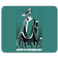 St. Patricks Day Mouse Mat - St Patricks Day Gifts