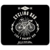Cycling Dad Mouse Mat - Cycling Gifts