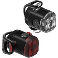 Lezyne LED Femto USB Drive Light Set - Black