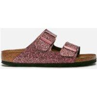 Birkenstock Arizona Slim Fit Double Strap Sandals - Cosmic Sparkle Port