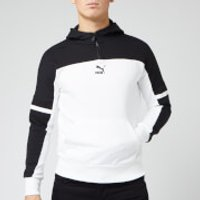 Puma Men's XTG Pull Over Hoody - Puma White - XL - White